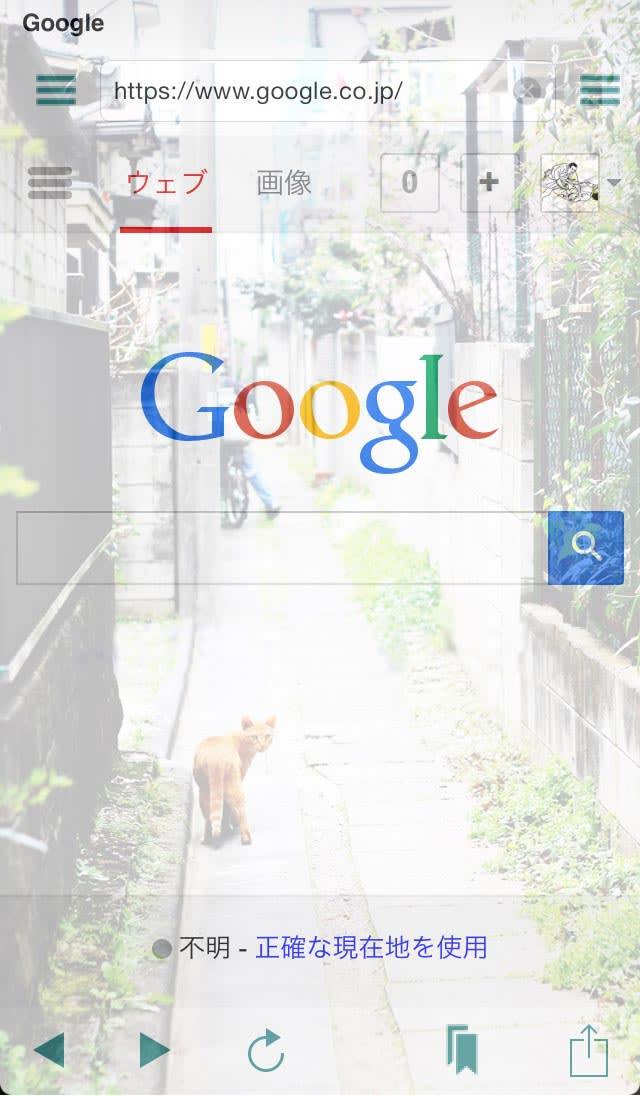 tranthru - a translucent web browser -