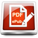 4Videosoft PDF to ePub Maker für Mac