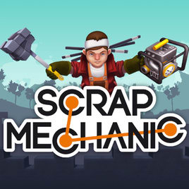 Scrap Mechanic beta Preview