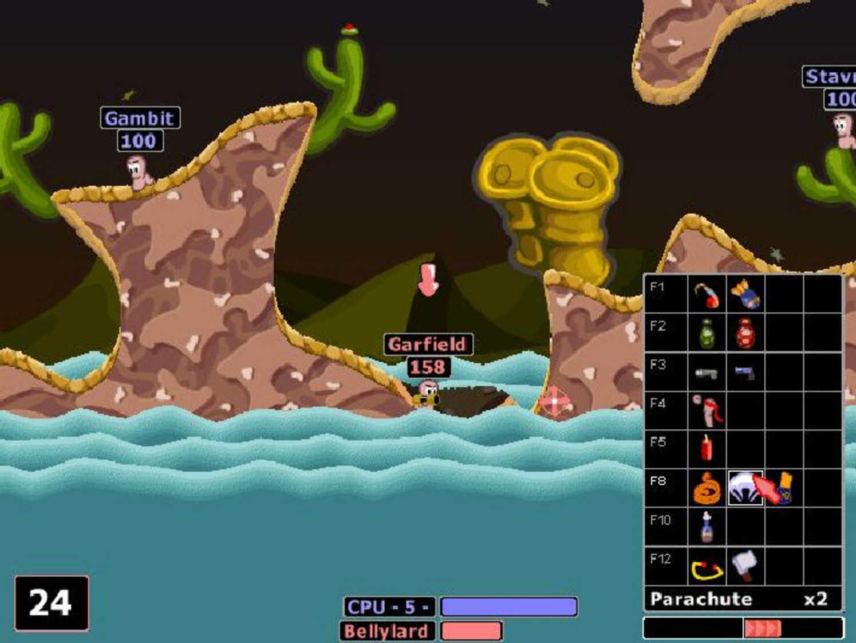 Скачать worms 2 бесплатно на компьютер