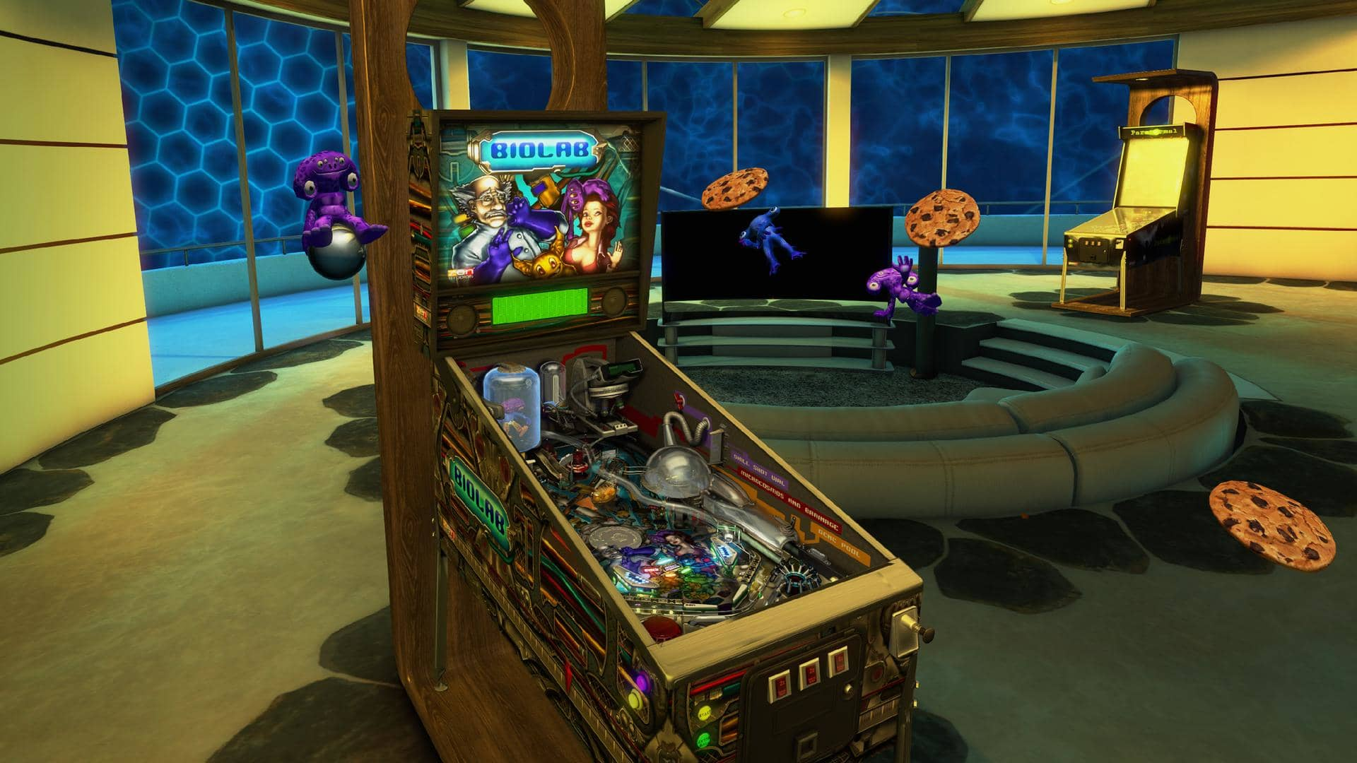 Pinball FX2: Season 1 Pack PS VR PS4