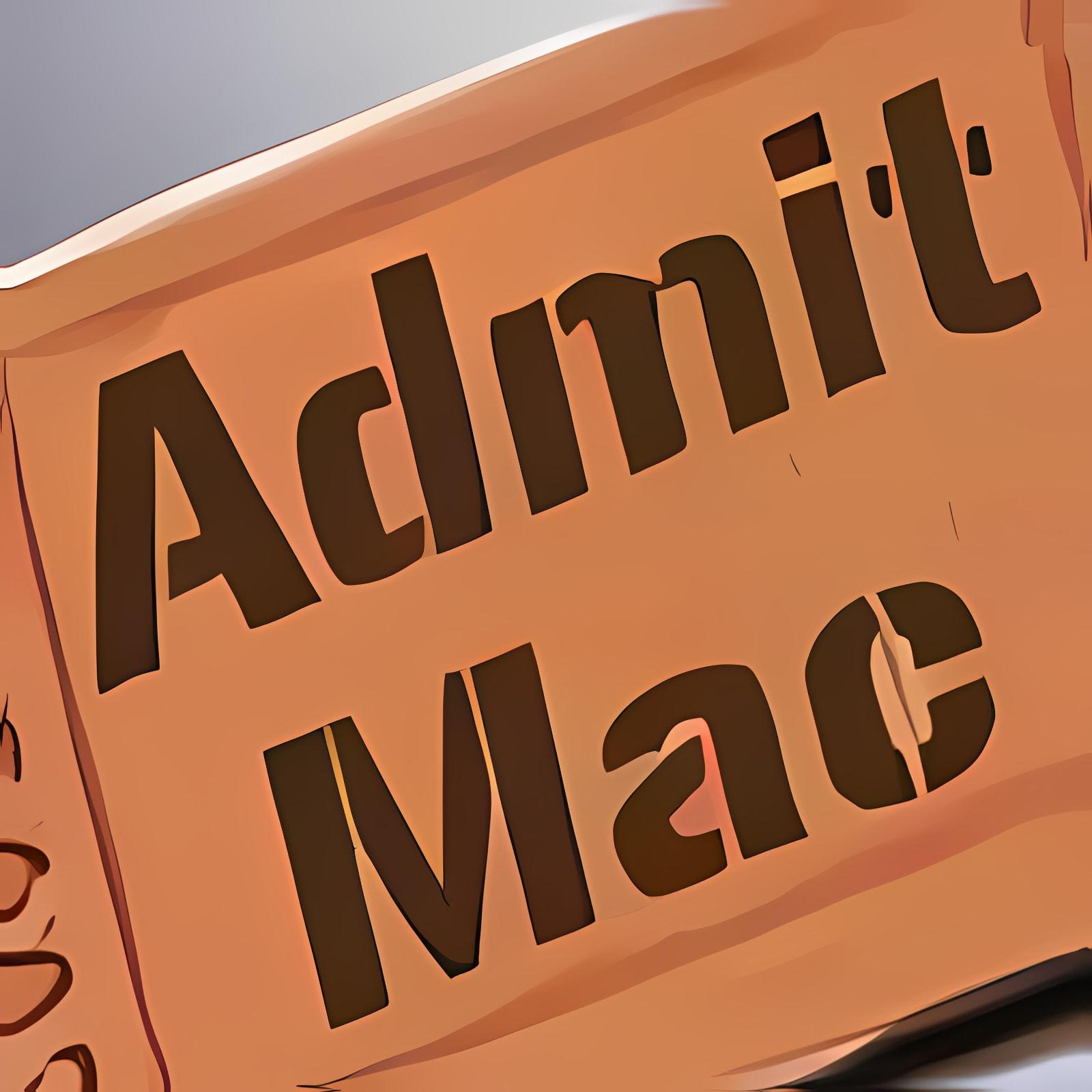 ADmitMac 5.1