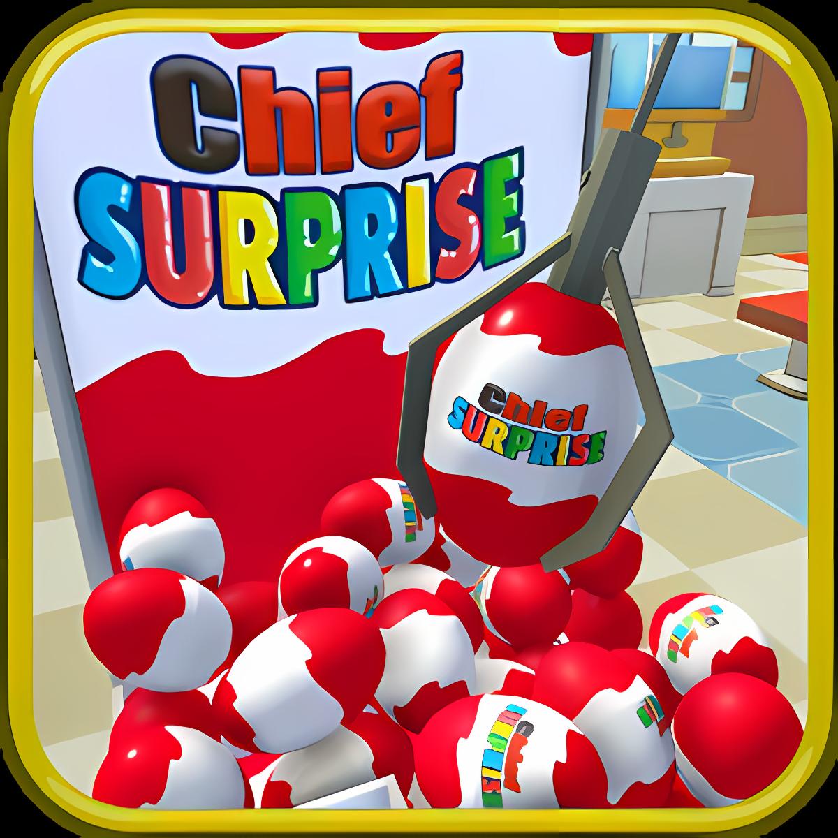 Surprise Eggs Claw Machine 1.0