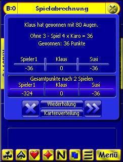 PDA Skat