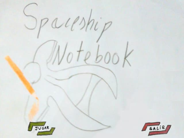 Spaceship Notebook