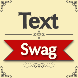 Text Swag - Font Studio Varies with device