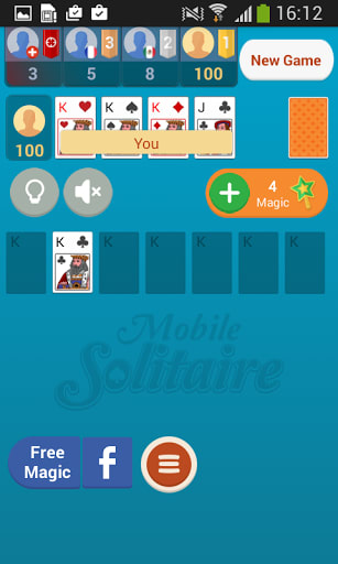 Mobile Solitaire