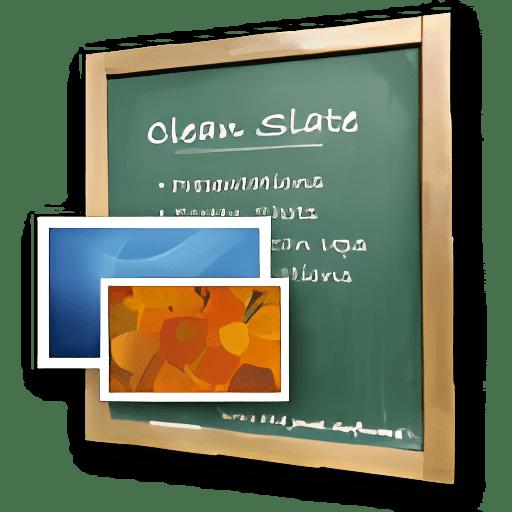 Clean Slate 1.0.3