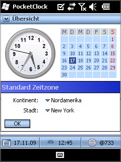 PocketClock