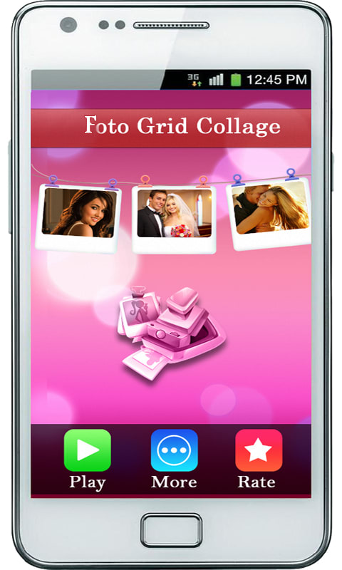 Foto Grid Collage