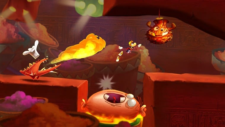Rayman Fiesta Run für Windows 10