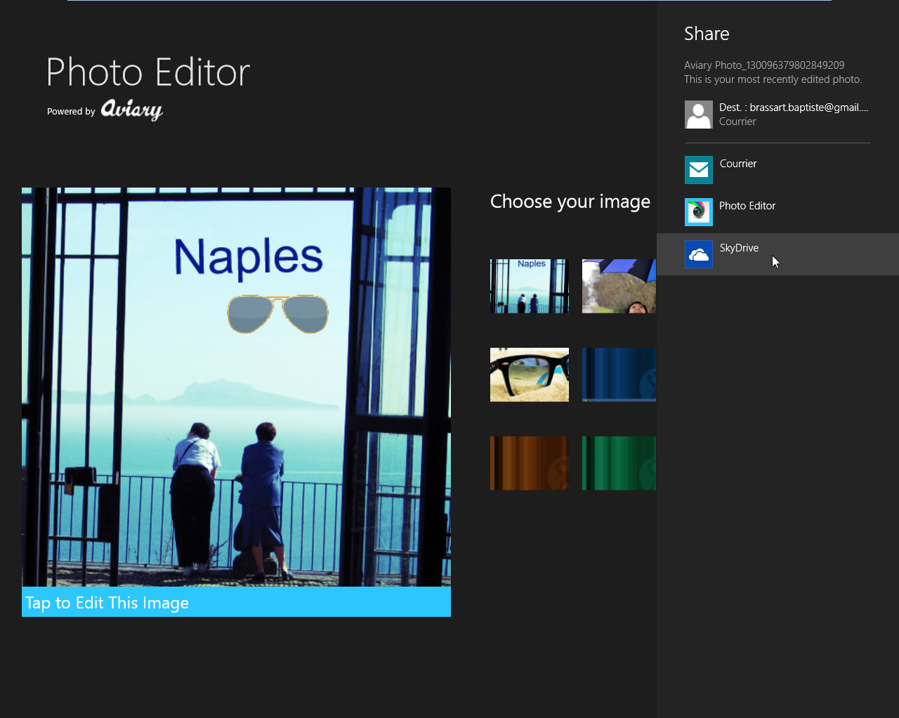 Photo Editor pour Windows 10