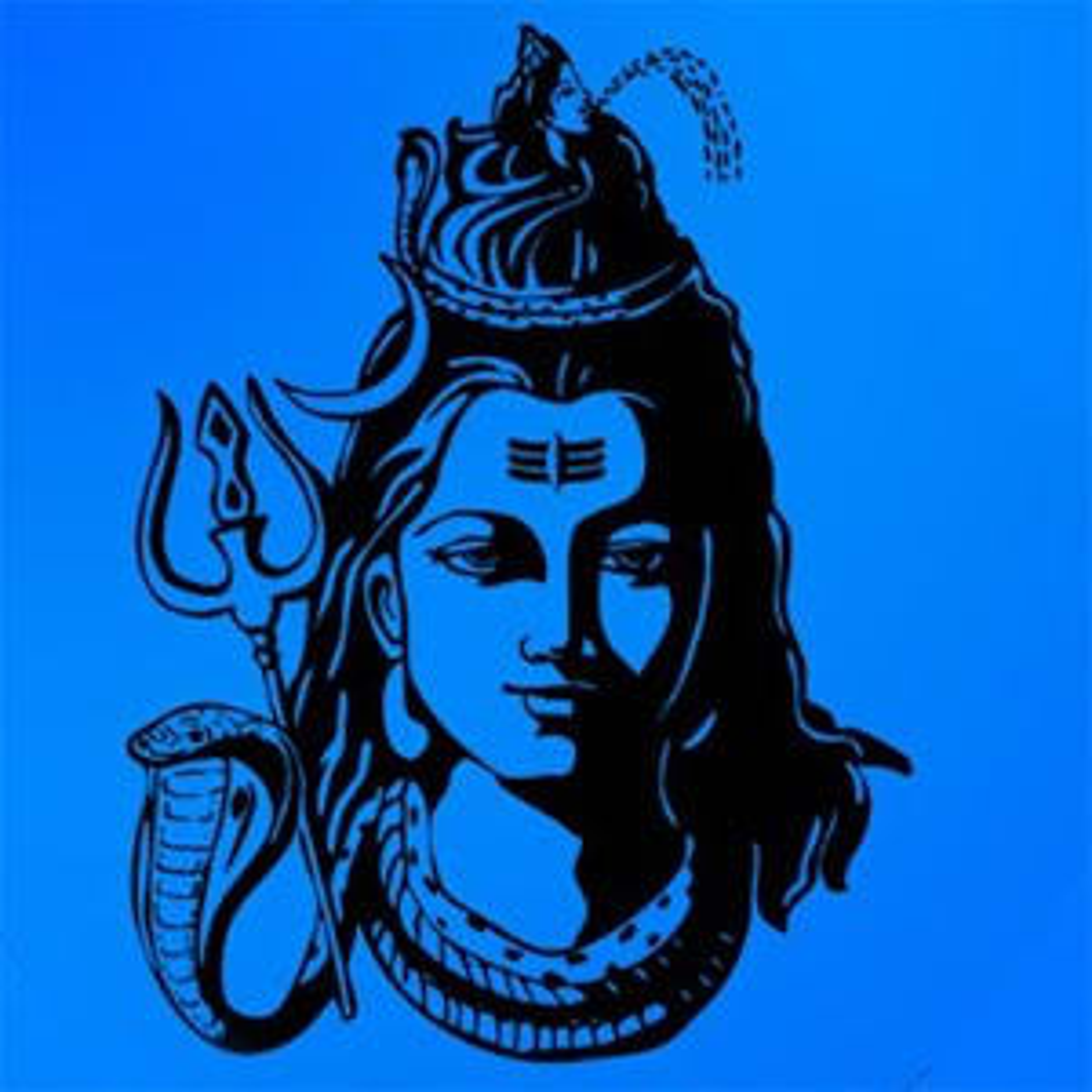 Shiva Puja 3D