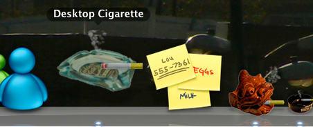 Desktop Cigarette