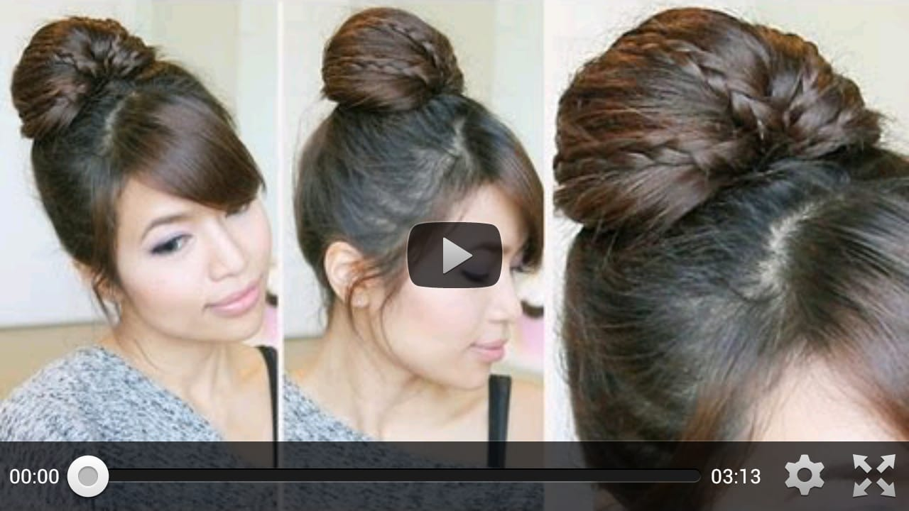 Hairstyle Tutorials for Android - Download