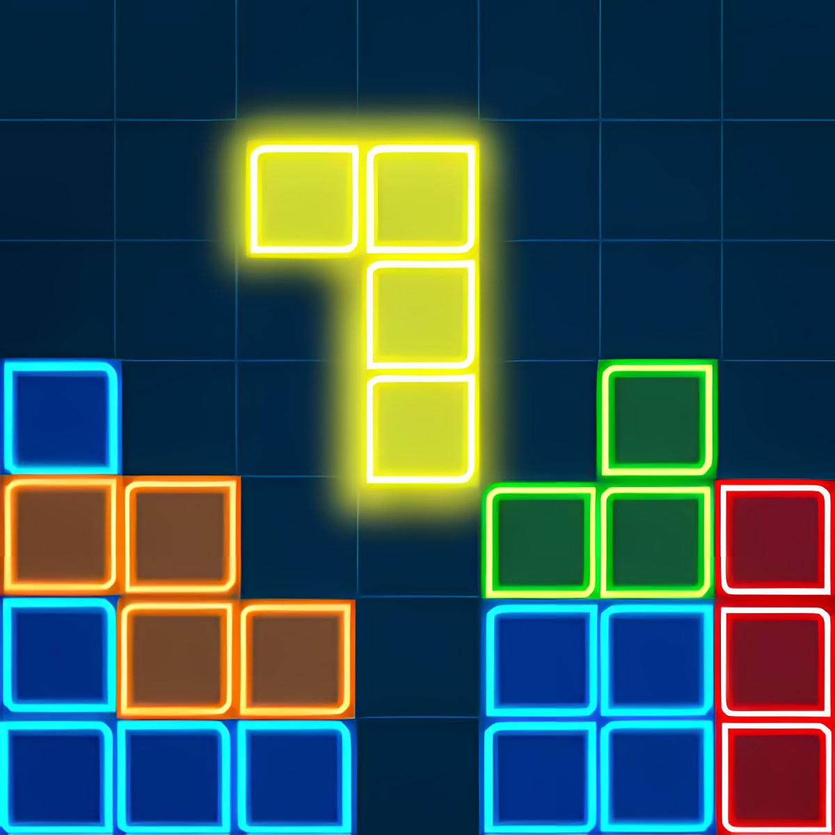 Glow Puzzle  Block Puzzle Game