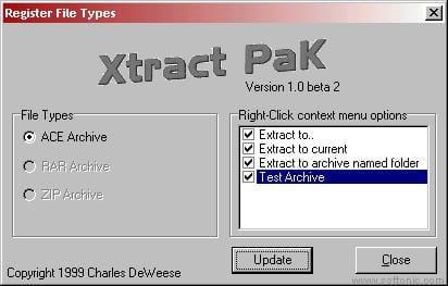 Xtract Pak