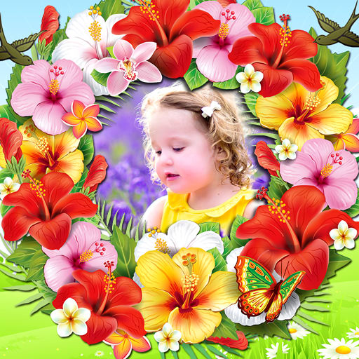 Flower Photo Frames 1.4