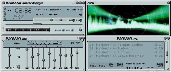NAWA sabotage Amp