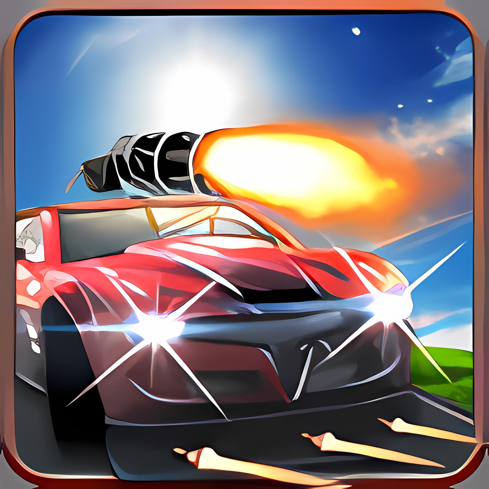 Smash Car Hit Racing Game Free