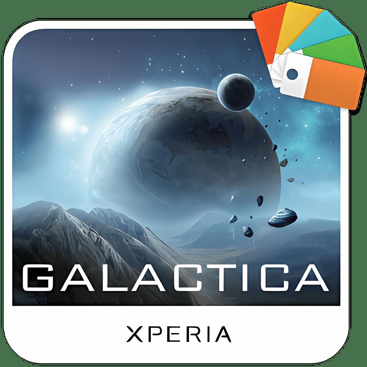 XPERIA™ Galactica Theme