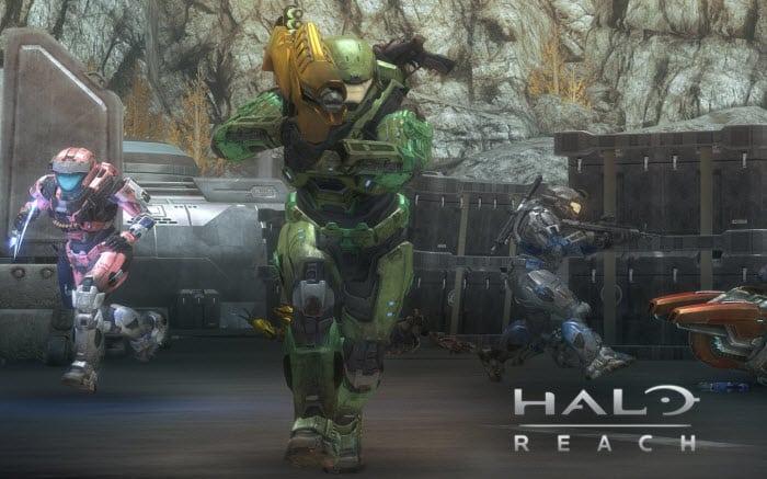 Halo: Reach theme