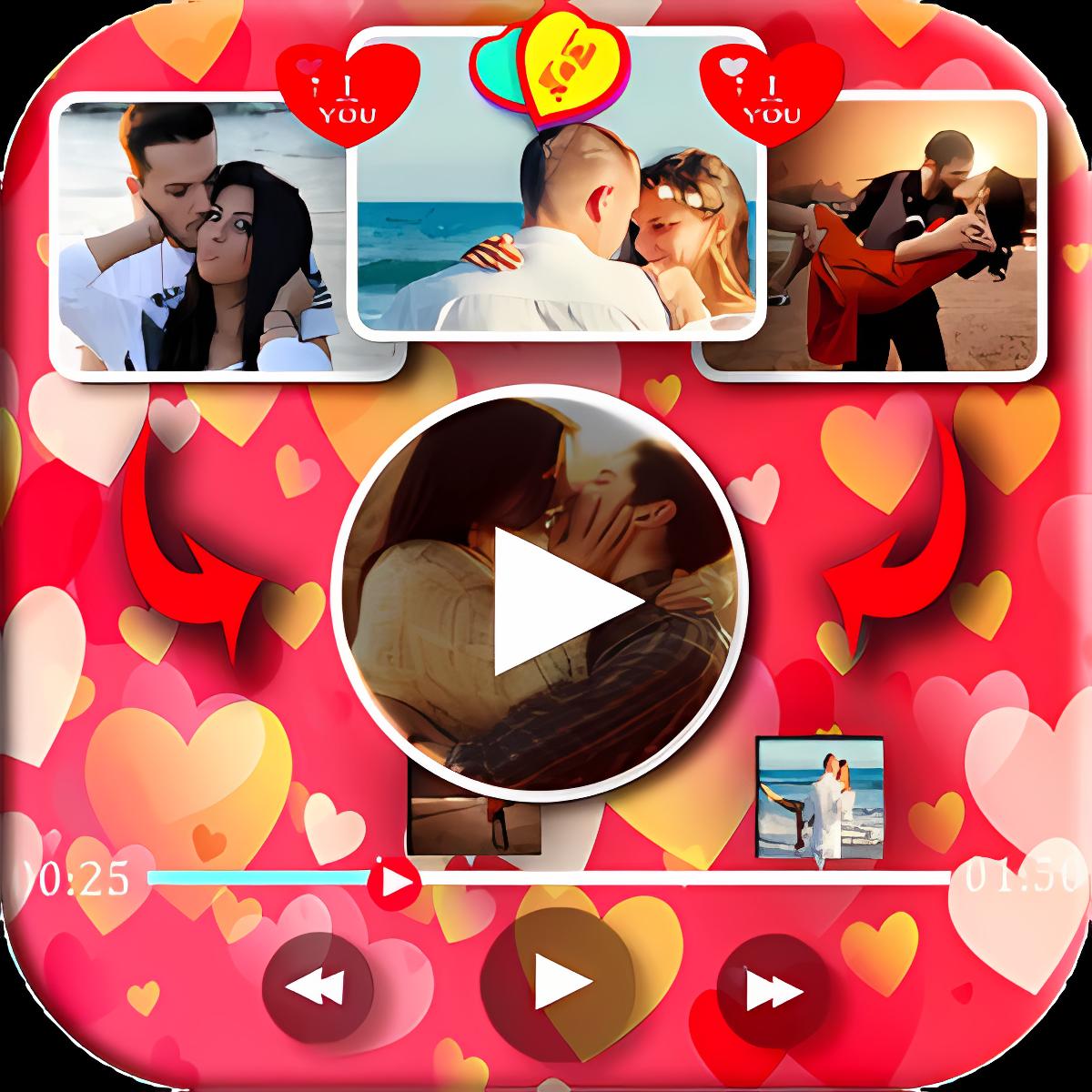 Valentine Video With Music