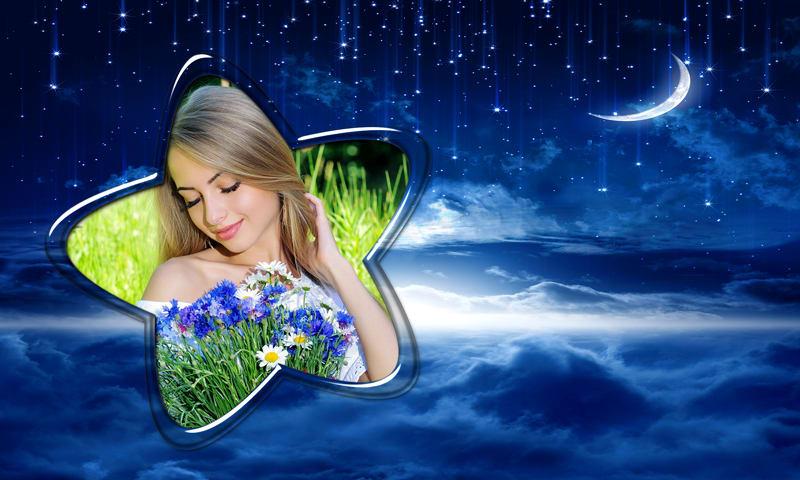 Fairy Photo Frames