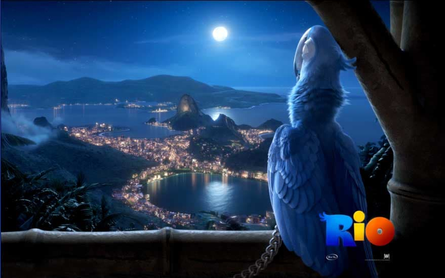 Tema de la película Río