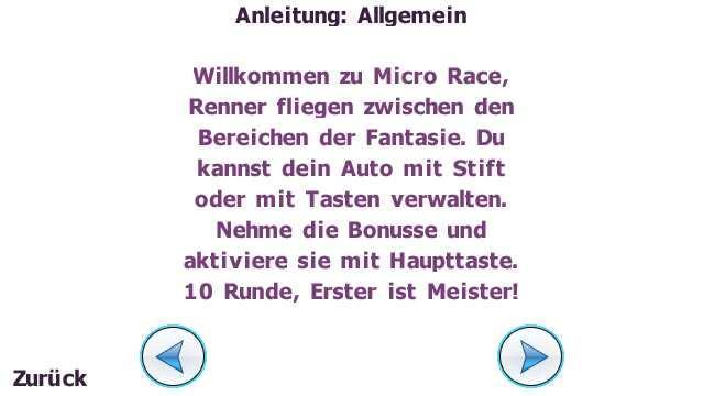 Micro Race