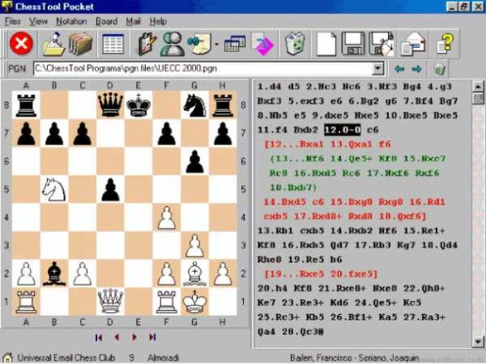 ChessTool Pocket