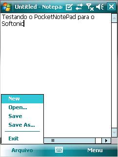 PocketNotepad