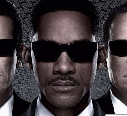 Men in Black III Windows 7 Theme