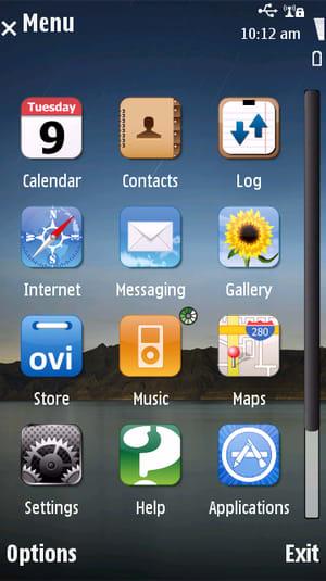 Tema Mini iPad