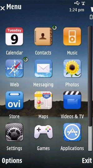 Mini iPad Theme