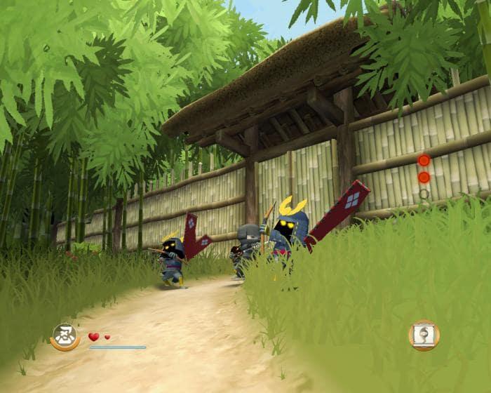 Скачать игру mini ninjas на компьютер бесплатно