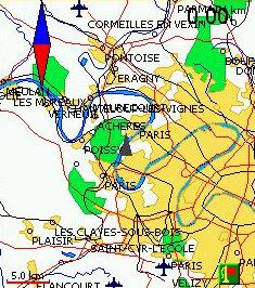 Vito Frankreichkarte
