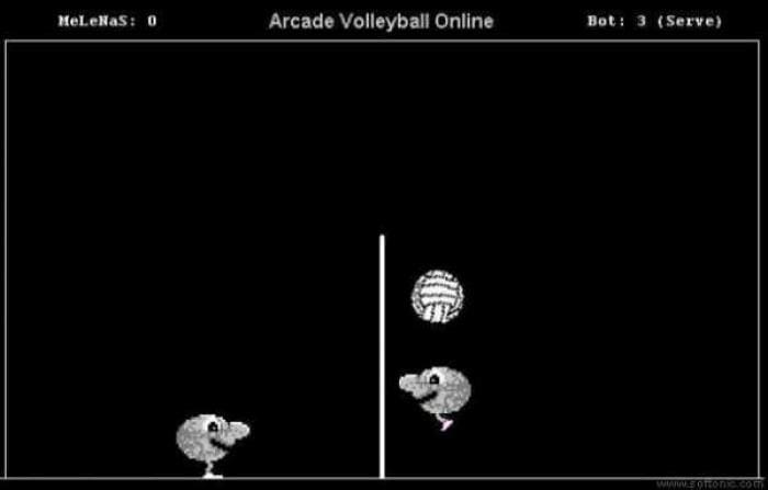 Arcade Volleyball Online