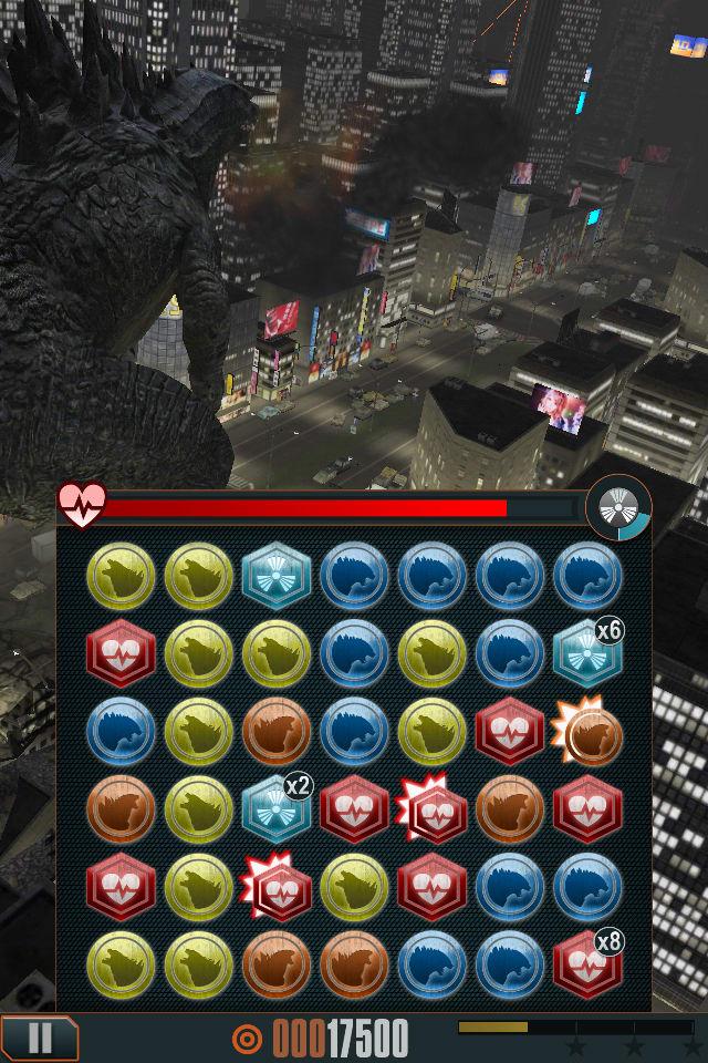 Godzilla - Smash3