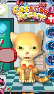 Cat & Dog Doctor - Niños Juego