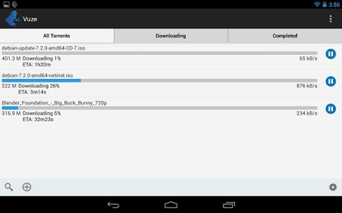 Vuze Torrent Downloader