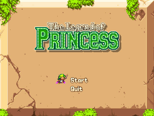 Legend of Princess