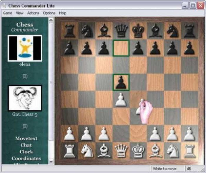 Chess Commander