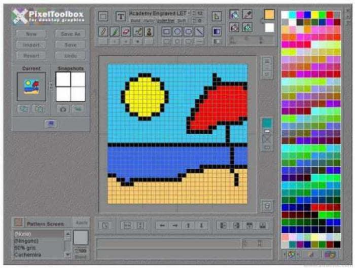 PixelToolbox