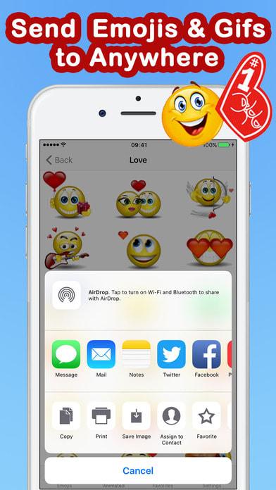 Emoticons Keyboard Pro - Adult Emoji for Texting