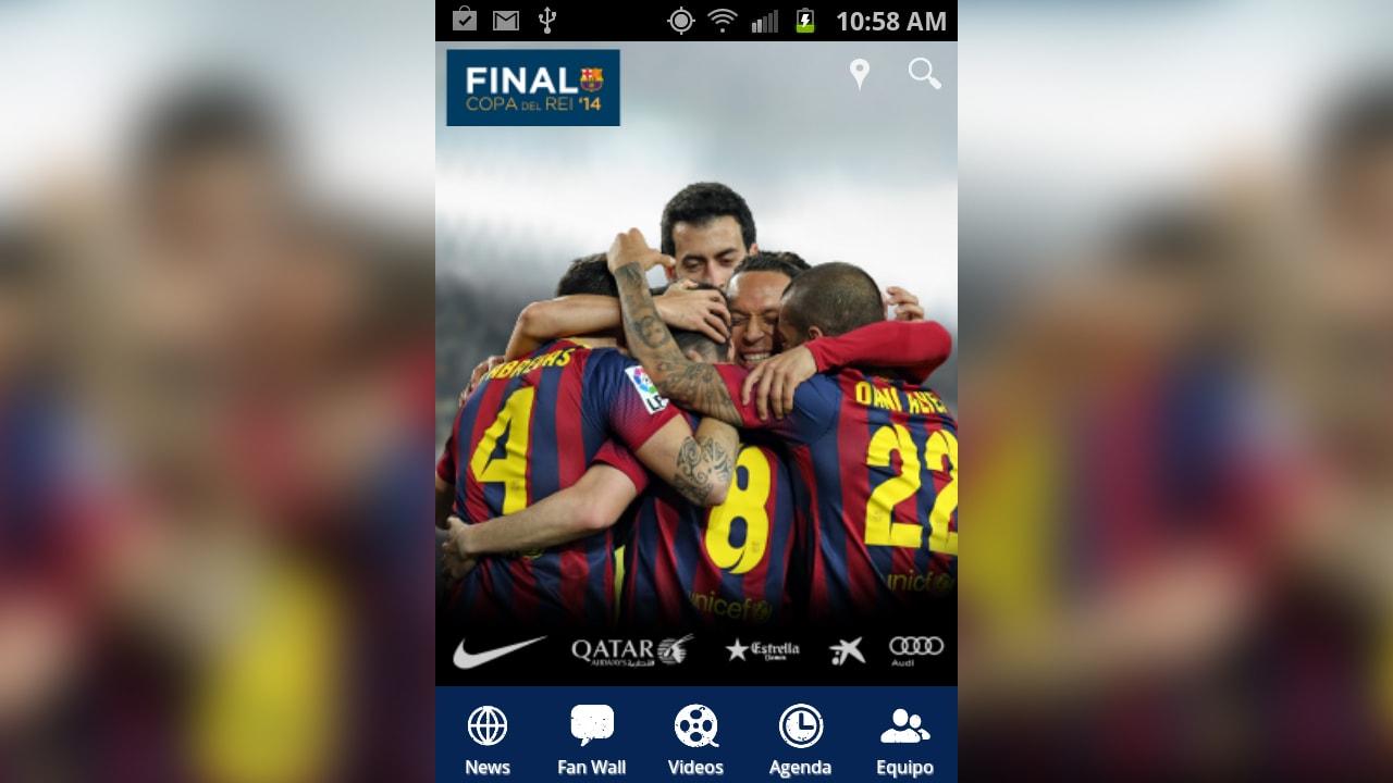 Final Copa del Rei 2014