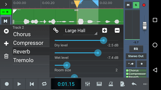 Image result for Track Studio For Android
