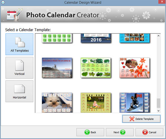 Photo Calendar Creator - Download