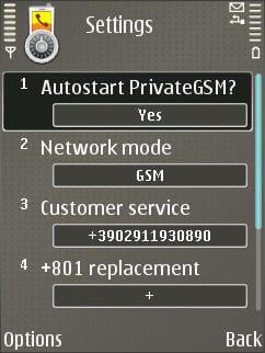 PrivateGSM