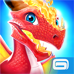 Dragon Mania Legends na Windows 10